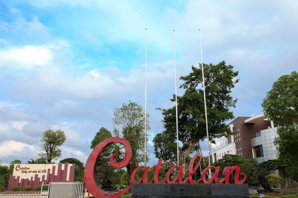 Giới thiệu nhà máy gạch Catalan tại Bắc Ninh